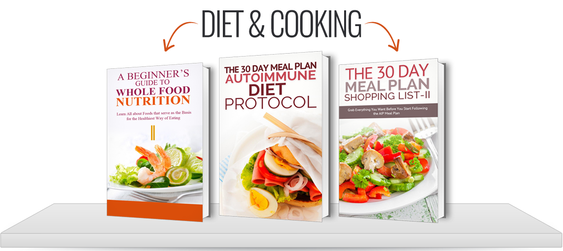 Diet & Cooking Books